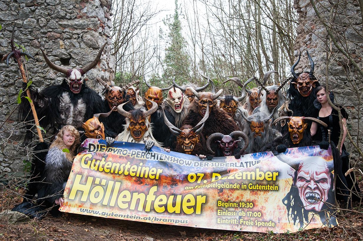 Gutensteiner Perchten (3)