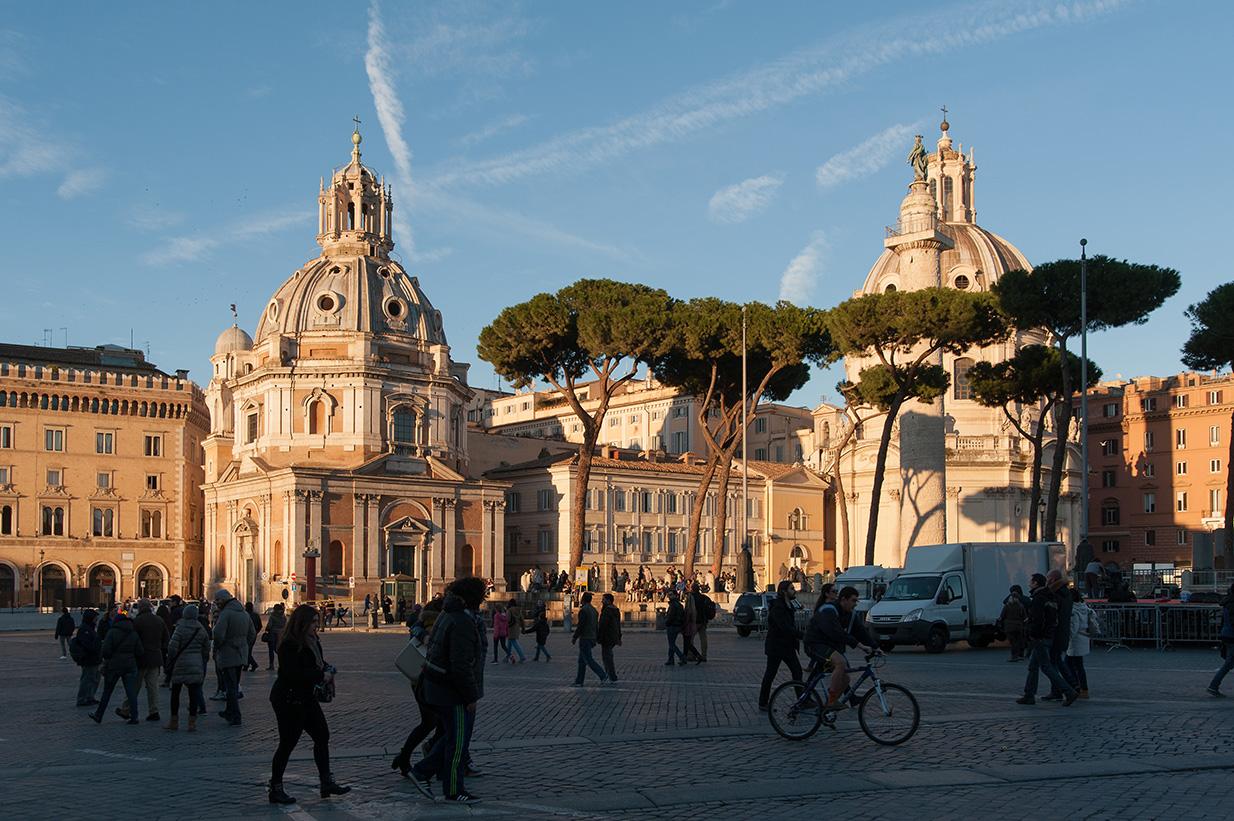 Rom Tag eins und zwei (124)