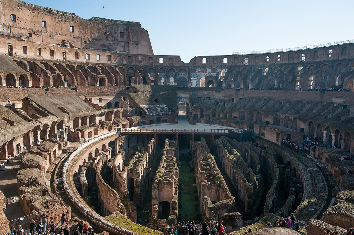 Rom Tag eins und zwei (184)