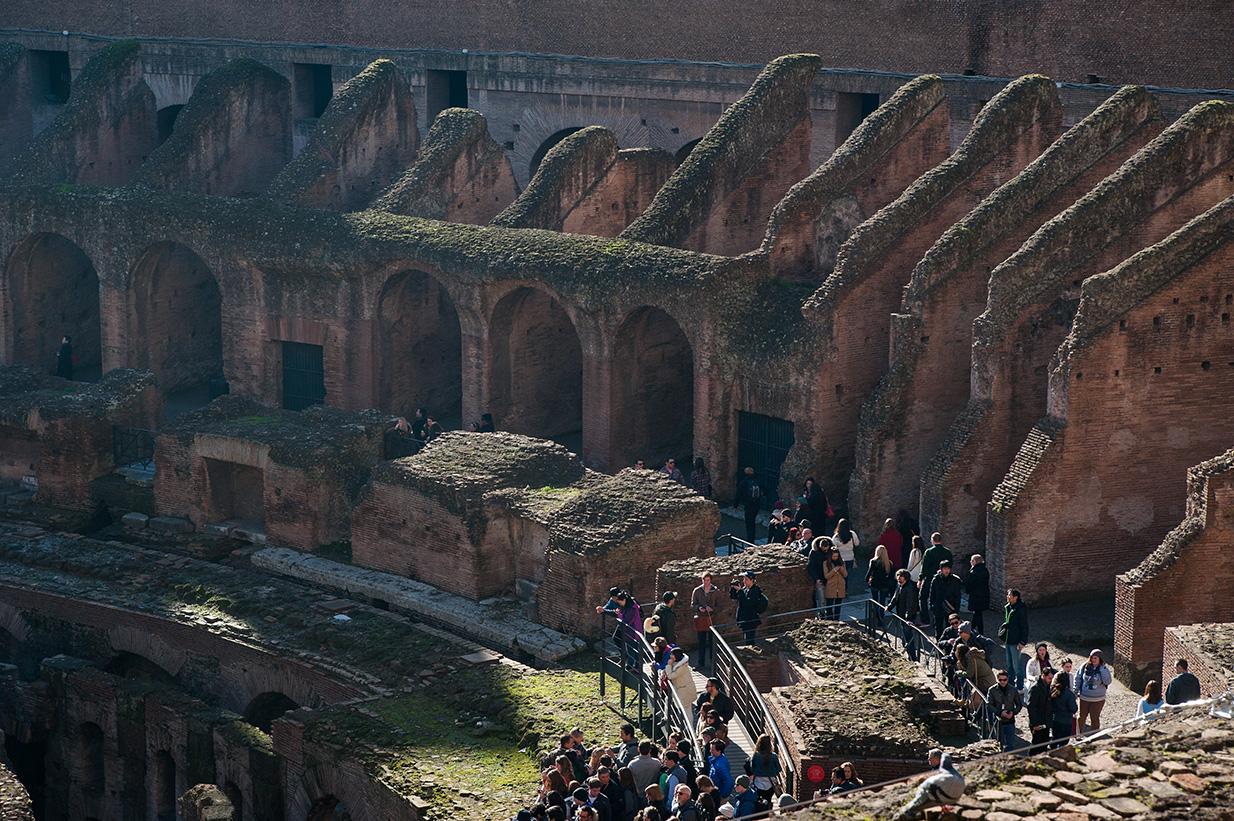 Rom Tag eins und zwei (186)