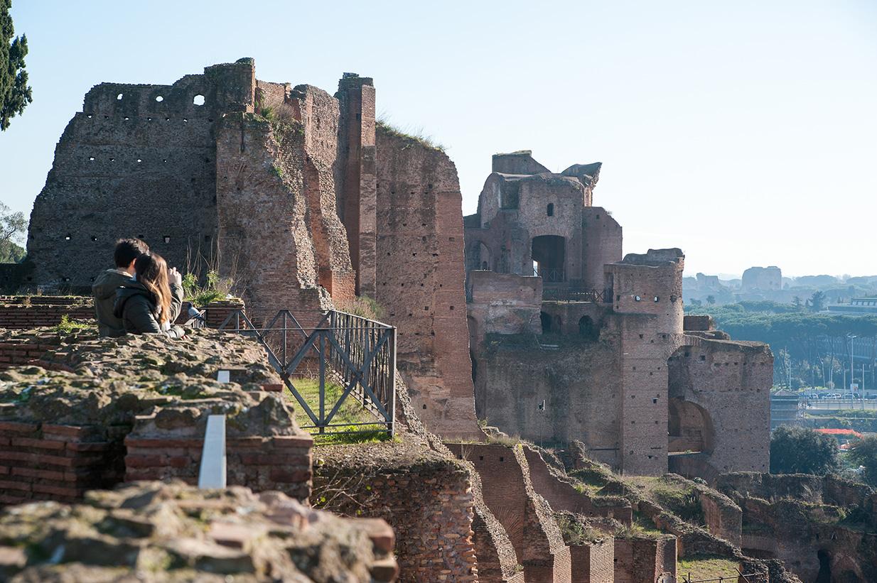 Rom Tag eins und zwei (250)