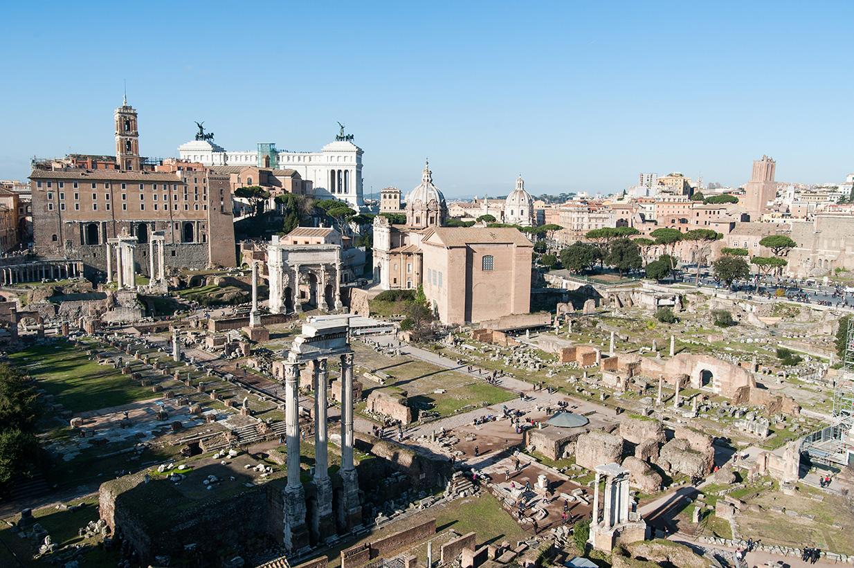 Rom Tag eins und zwei (276)
