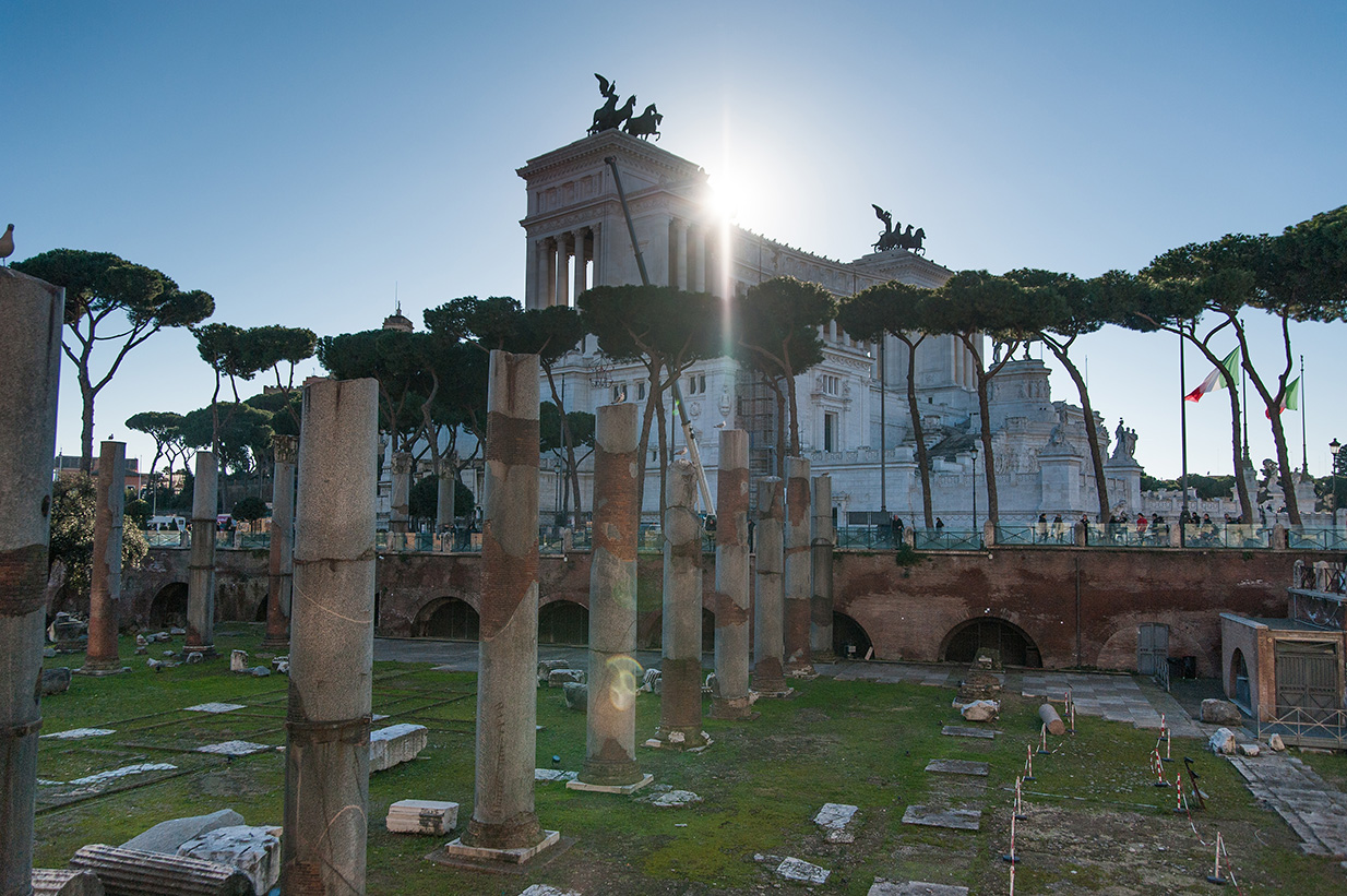 Rom Tag eins und zwei (44)