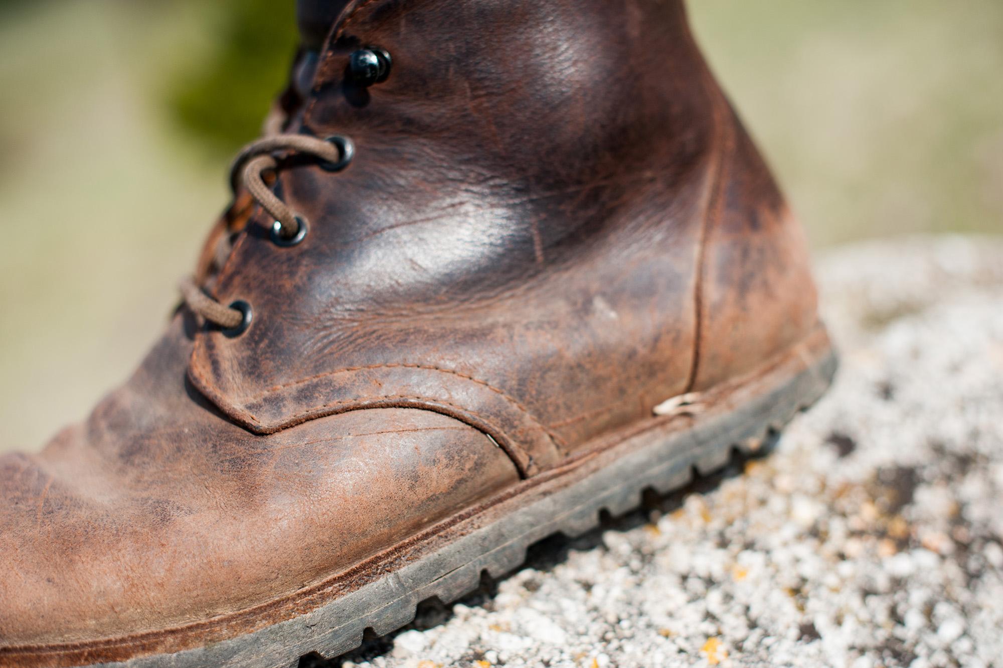 Waldviertler Schuh Tramper (Ein Loblied) – Herr M